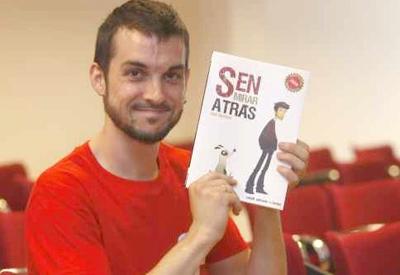 "O autor de cómic Dani Montero estará no club ""Lecturas Debuxadas"" de Gondomar"