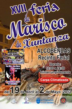"""XVII edición da """"FEIRA DO MARISCO"""" en Alcobendas"""