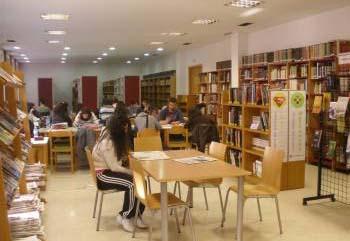 A biblioteca municipal de Porriño celebra en abril o mes do libro