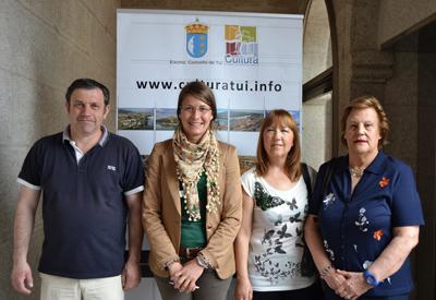 Librerias de Tui e Valença participan este xoves na XV Feira do Libro