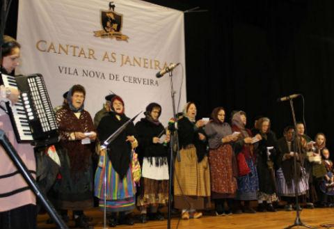 Dia 17, vamos todos Cantar as Janeiras!