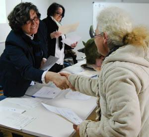 NDEA_ Alcaldesa de O Porriño_diplomas