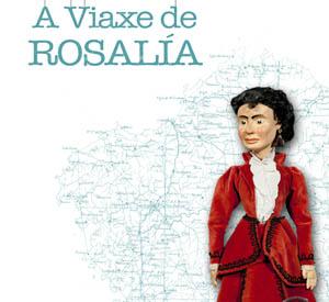 O Porriño celebra a 179 aniversario de Rosalía de castro