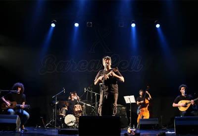 Cordofonias de Daniel Pereira Cristo em quinteto no dia 5 de março no Valadares, Teatro Municipal