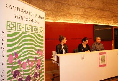 NEA-Grupos show en Santiago