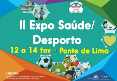 II Expo Saúde en Ponte de Lima