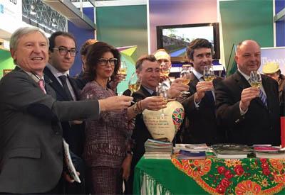 NEA-Ponte da Lima no 17 Salón Internacional de Gastronomía