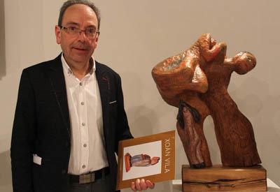 """O escultor Xoán Vila inaugura e Madrid o """"Bulebule dos soños"""""""