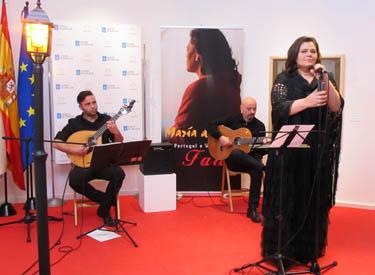 NDEA_ María do Ceo no escenario