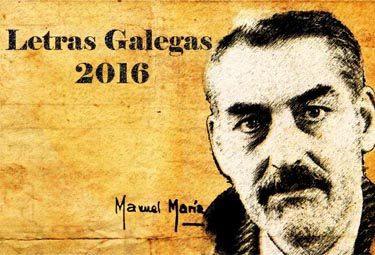 Manuel María, poeta grande do povo galego