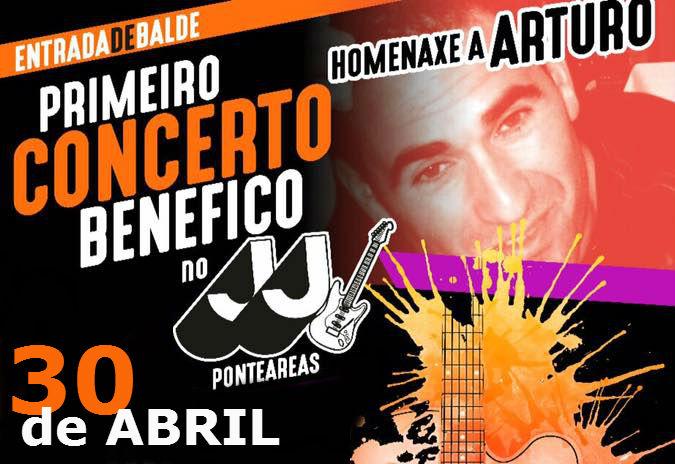 Concerto benéfico en homenaxe a Turi