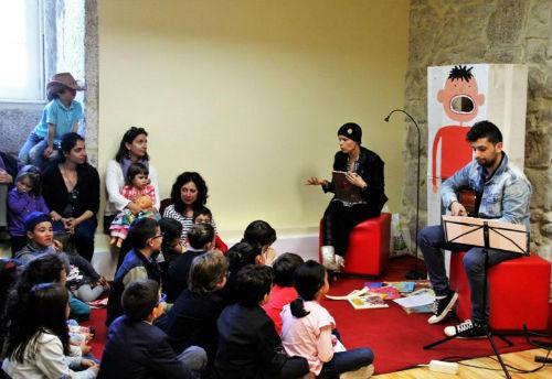 Biblioteca Municipal/Casa das Artes: Espaço Infantil e Ponto Já reabrem com espaço renovado