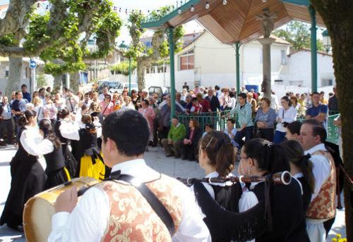 """Presentación da """"Festa dos Cachos 2016"""" no Porriño"""