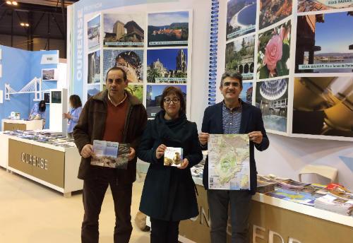 O Concello da Guarda impulsa a promoción da vila como destino turístico en FITUR