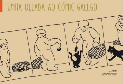 De Castelao ao mañá: unha ollada ao comic galego