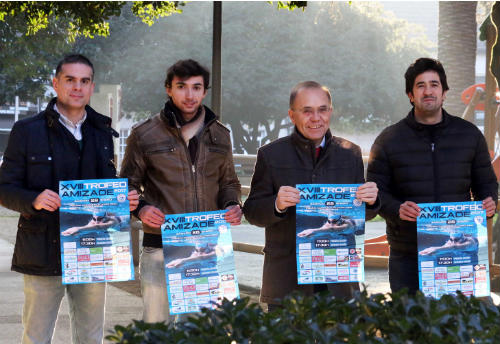 Presentan o XVIII Trofeo Amizade de Ponteareas