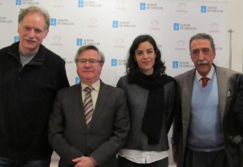 "Presentado o poemario ""Sacar a Bailar"" de Rosalía Fernández Rial na Casa de Galiza en Madrid"