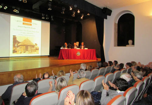 Novo libro de Miguel Villa sobre a sociedade Pro-monte