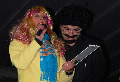 Festejar o carnaval en Monçao