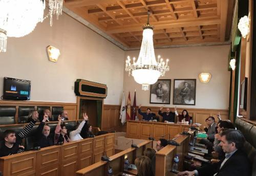 Santiago aproba os orzamentos municipais para o exercicio 2017