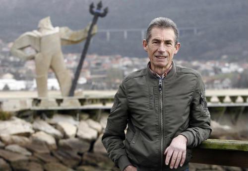 Xil Ríos, o trobador de Moaña
