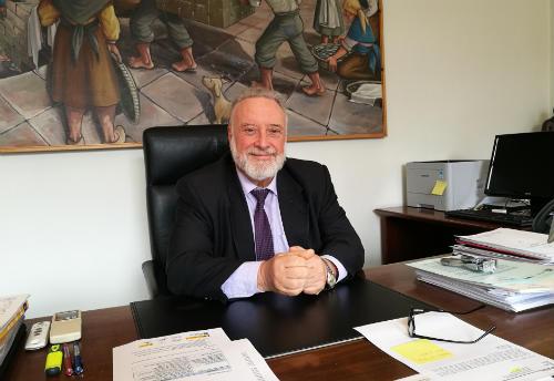 """""""Temos que estar preparados para dar solución ao crecemento do tráfico do porto"""""""