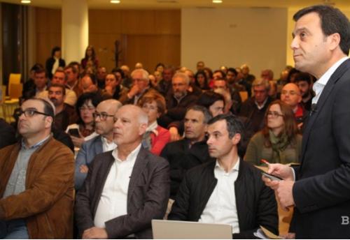 Bragança debate publicamente Plano Estratégico de Desenvolvimento Urbano