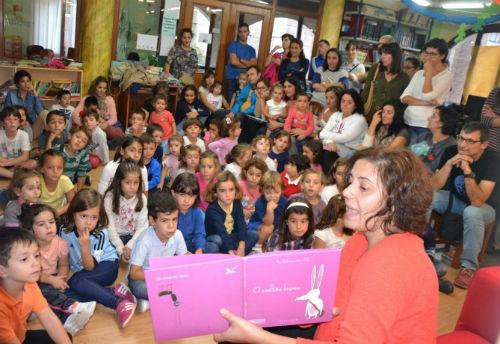 """""""Espazo Lectura"""" suspende todas as actividades infantís na Biblioteca Pública de Gondomar por desacordo co goberno municipal"""