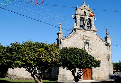 O Xulgado abre a porta á recuperación do adro da Igrexa de Guillade
