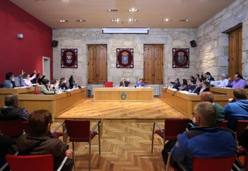 Ponteareas aproba solicitar 600.000€ ao Fondo de Cooperación da Xunta para novos investimentos