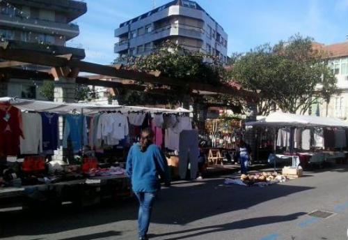 Sorteo dos postos de venta ambulante en Ponteareas
