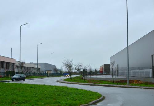 Mais uma Fábrica em Valença  Parque Empresarial Continua a Crescer