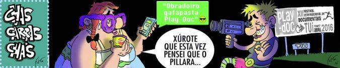 Chas Carras Chás – PlayDoc