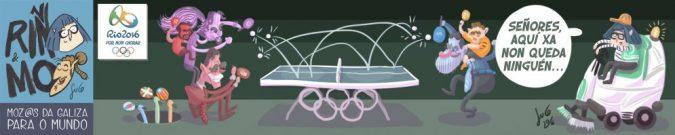 Riña e Mor – Olimpiadas Eleccións