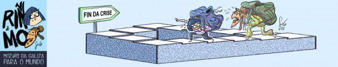 Riña e Mor – Escaleira etcher