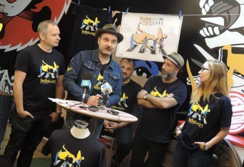 Festival de Cans - A historia dun satelite abrira esta edicion - NEA