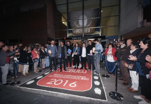 O FICBUEU anima a empresas e entidades a apoiar o Festival Internacional de Curtametraxes