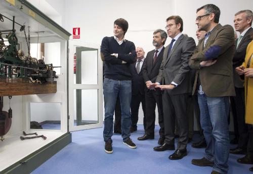 Inauguración da nova sede da Audiencia Provincial  da Coruña