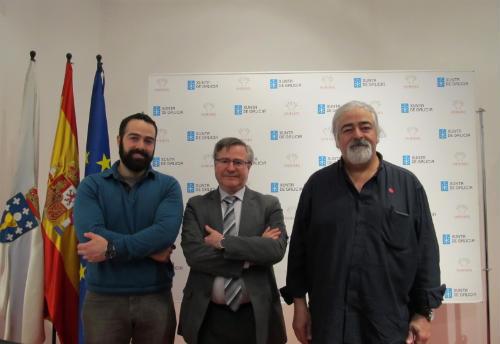 """Presentada na casa de Galiza """"Viaxes polos lagares rupestres de Galiza. As pedras que facían viño"""""""