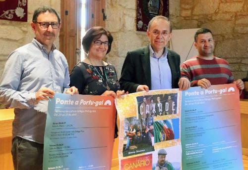 Ponte a Portu-Gal, semana da cultura galego-portuguesa en Ponteareas