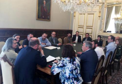 """Santiago presenta a súa candidatura á segunda convocatoria europea """"Urban Innovative Actions"""""""