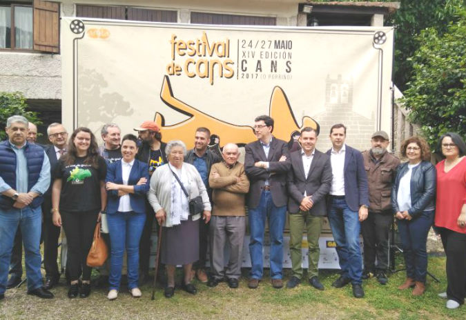 Festival de Cans: Montxo Armendáriz, a conmemoración dos 15 anos da catástrofe do Prestige e Corizonas, protagonistas destas edición