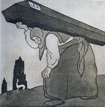 Castelao - Canto pesa e como fede! (Nós, 1931)