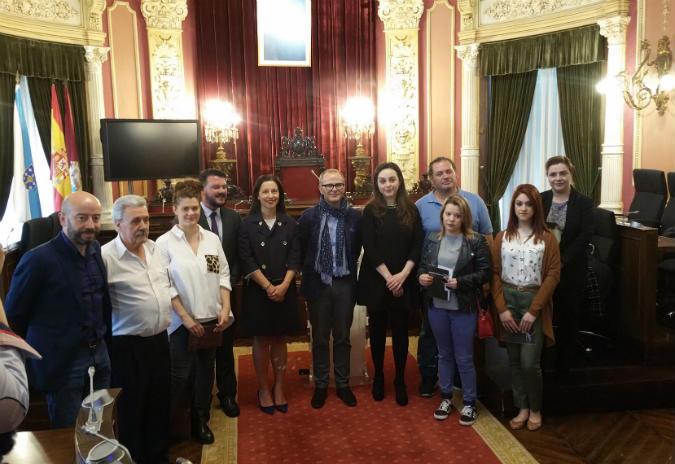 Hostaleiros de Ourense premiados por reciclar vidrio