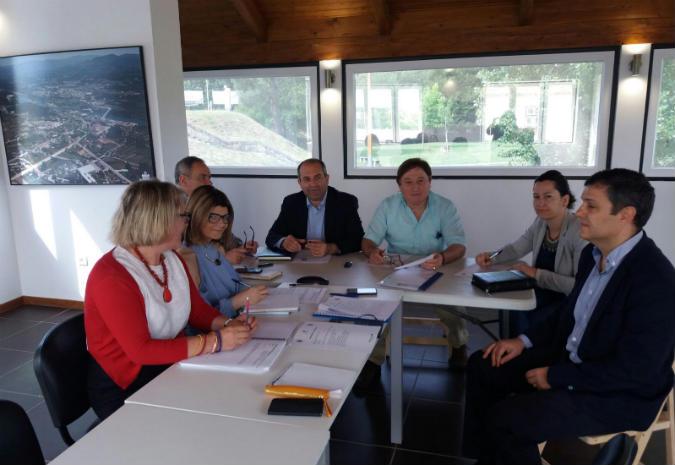 Primeira reunião do grupo de trabalho da Eurocidade Monção – Salvaterra