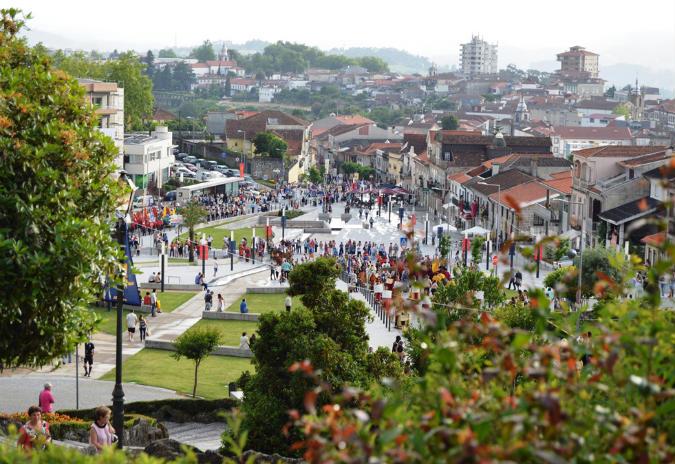 Penafiel renova título de melhor território para viver do vale do Sousa e Baixo Tâmega