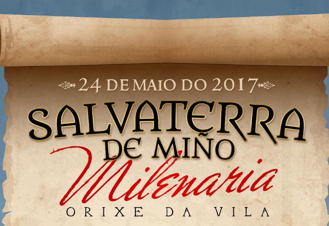 """Salvaterra conmemora a orixe da vila co certame """"Salvaterra Milenaria"""""""