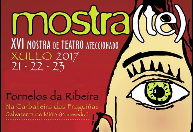 XVI Mostra de Teatro Afeccionado Mostra(te)