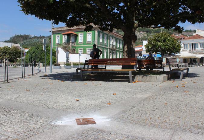 caminho português Cerveira