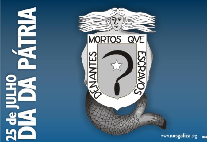 Galiza é o País dos tempos perdidos.